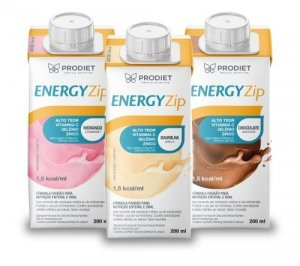 Energyzip Chocolate 200mL